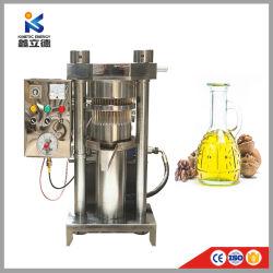 Petit pressoir à huile hydraulique froide du beurre de cacao Noix de Coco de presse de l'extraction d'huile de machine d'extraction