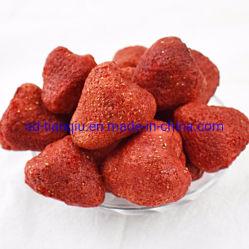 Лучшее качество Fd фруктов закуски Freeze сушеные клубничный