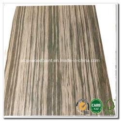 Ordnete preiswerte Preis-Tür-Möbel gegenübergestelltes künstliches Ebenholz-Furnier-Blatt Furnier-Blatt ausgeführtes hölzernes Furnier-Blatt neu an