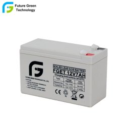 Universal 12V 7 Ah Batterie de remplacement de batterie d'alarme d'accueil