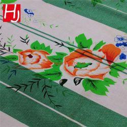 Blad van het Bed van het Beddegoed van Microfiber van het Duidelijke Weefsel van de Polyester van China het Textiel 100%