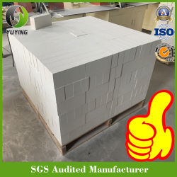 강철 로에 사용되는 격리 다루기 힘든 벽돌 표준 크기 다루기 힘든 벽돌