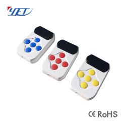 No entanto2127 433MHz 4 Botão Universal Controlo remoto sem fios RF Multi Frequency transmissor da campainha