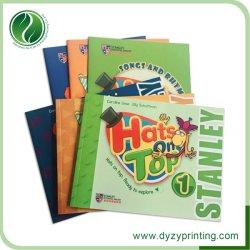 Мелованная бумага для печати CMYK Publisher индивидуальные история книги для детей