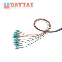Cable de fibra óptica multimodo Cable o alambre trenzado