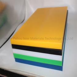 Различные цвета не Memory Stick UHMW-PE статических разрядов лист/ПРОТИВ СТАРЕНИЯ пластмассовый блок цилиндров