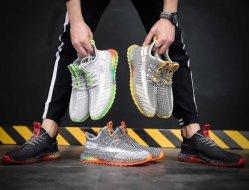 Mann-Schuh-Einspritzung-Sport-beiläufige Fußbekleidung