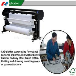 Cad-Plotter-Muster-Papier für Gewebe und Ausschnitt-Muster