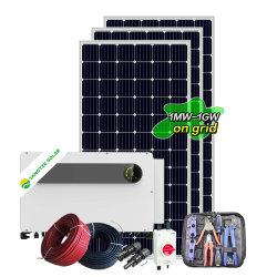 Yangtze Nouveau design pour 2 MW 10 MW de puissance électrique du générateur solaire ferme