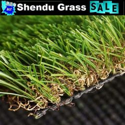人工的な草の装飾の家具の屋外のクッションのカーペットの芝生