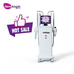 Máquina de cavitación de vacío Salón profesional uso 4 cabezas disponibles RF Endurecimiento de la piel Eliminación de grasa 40K ultrasónica
