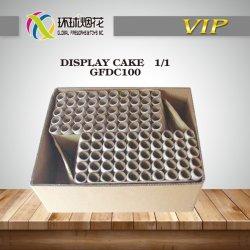 중국 100장 전시 케익 불꽃놀이 시스템 온라인 구매
