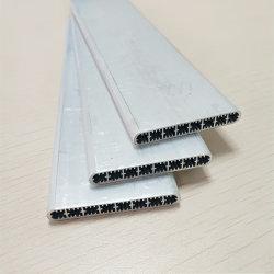 Micro- van Heatsink van het aluminium de Met water gekoelde Buis van het Kanaal voor ElektroVoertuig