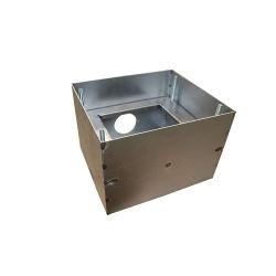 Empresa Custom Heavy Works piezas tubo de aluminio soldadura Acero inoxidable Fabricación de chapas metálicas