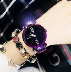 Горячий продавать Fashion Star Sky набора женщин часы магнитных Quartz смотреть оптовая торговля