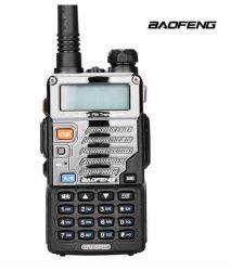 5W 힘 하이테크 양용 라디오 Baofeng UV 5re 듀얼-밴드