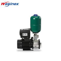 Faible bruit unidirectionnel à fréquence variable de sortie unique d'entrée de pompe à pression constante
