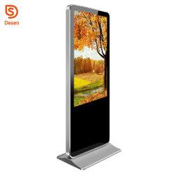 Sans fil Ad Matériel d'impression écran vidéo de la publicité Ad Player 43pouces LCD Autonome La qualité de moniteur de vidéosurveillance