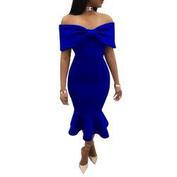 Nova chegada de vestuário vestidos para Mulheres