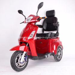 Пожилых людей используется 3 Колеса скутера с электроприводом с сиденья