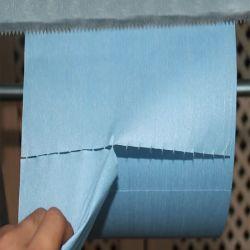 Limpieza de aceite toallitas desechables para uso industrial Rollo de papel para salas limpias