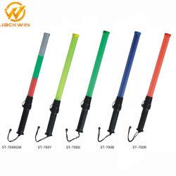 Multi bacchette di disciplina del traffico del LED/bastoni sicurezza della polizia/torce chiari/stroboscopio