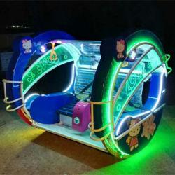Robot van de Speelplaats van de Auto van Leswing van de Auto van de Auto van de Schommeling van de Familie van de Kinderen van de Speelplaats van de afstandsbediening de Elektrische Gelukkige