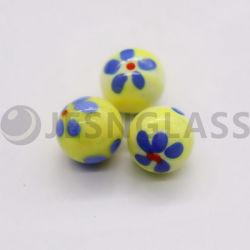 Bello marmo di vetro, marmo popolare utilizzato nel giocattolo della scanalatura, giocattoli dei bambini, sfera di vetro, regalo di natale