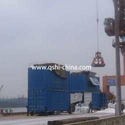 Haute efficacité Qshi Port Package machine à ensacher des cargaisons en vrac