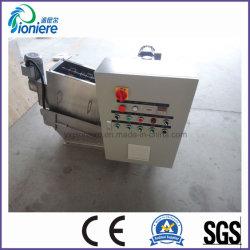 Professional desidratação de lamas de depuração para tratamento de óleo