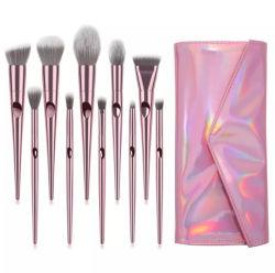 Щетка для макияжа набор инструментов, салон красоты щетки Premium синтетические основы порошок Concealers смешивания тени поверхности щетки для макияжа косметические наборы Esg11261