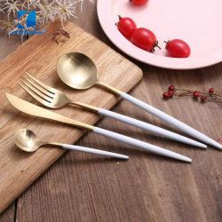 Articoli per la tavola inodori di banchetto dell'acciaio inossidabile del Portogallo, cucchiaio della forcella della lama