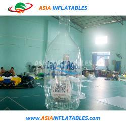 Aufblasbare bekanntmachende Flasche, aufblasbares Förderung-Produkt-Modell, aufblasbare Getränk-Flasche