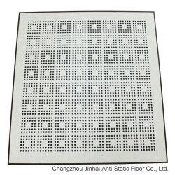 Anti-Static piso perfurado para centro de dados