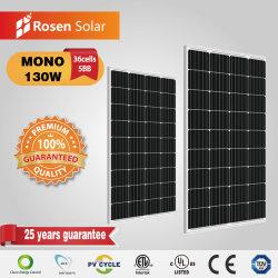 130W 12V Mono Kits de paneles solares de la luz