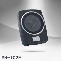 10 pouces du caisson de basses audio de voiture