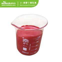 Le bêta-carotène 2% Emulsion