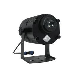3D светодиодный проектор Gobo логотип рекламы водонепроницаемый логотип 100 Вт лампа оформление пола