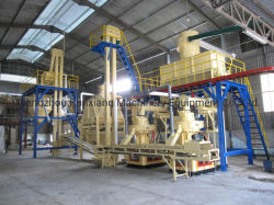 Impianto Completo Di Pellet Per Biomassa Per Legno Fuel Pellet Pellettizzazione Per Pellettizzatori