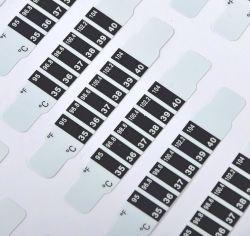 Домашняя LCD Жидкокристаллический лихорадки лоб термометр газа
