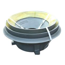 광산 장비 주조 부품 Mantle Bowl 라이너 슈트 Telsmith T400 T500 Cone crusher 예비 부품