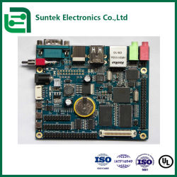 Control de la impedancia de placa de circuito impreso PCB para fines médicos