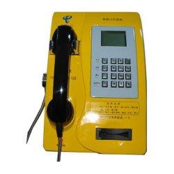 Intelligente Payphone van het Netwerk (uit Deur)