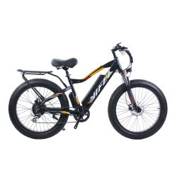 2020 Hot Selling 26inch Hidden Battery Mountain Fat Tire Electric Bike /Electric Bicycle