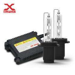 Venda de fábrica Super Lumen Slim lastro HID Canbus Fast Start a substituição das lâmpadas do farol HID Xenon H7 H4 Kit Concersation HID
