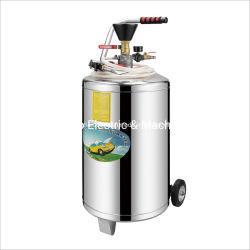80 L の泡車のクリーニングの機械車の洗濯機の携帯用圧力 ウォッシャポンプカーウォッシュガンマシンステンレススチールカーフォーム マシン