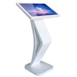 1 위원회 PC에서 21.5 인치 LCD 접촉 스크린 전시 각자 서비스 정보 간이 건축물 전부