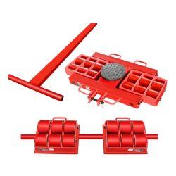 x8 + Y8 중부하 작업용 돌리/중부하 작업용 트롤리/운송 롤러