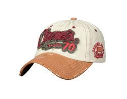 Mode Sport Golf broderie coton sergé Baseball Cap/Hat