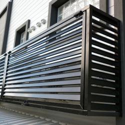 블라인드 알루미늄 금속 루브르 사무실 건물 장식